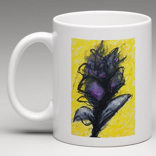 Nonbinary Rose Art Mug