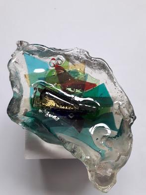 Glass Wax Object 1
