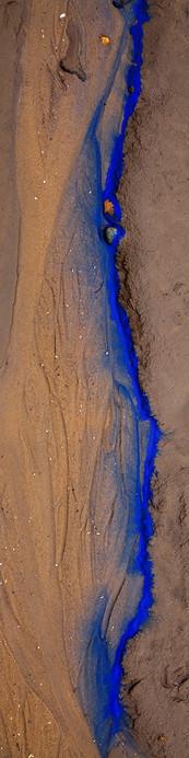 Sand, Blue, Mud