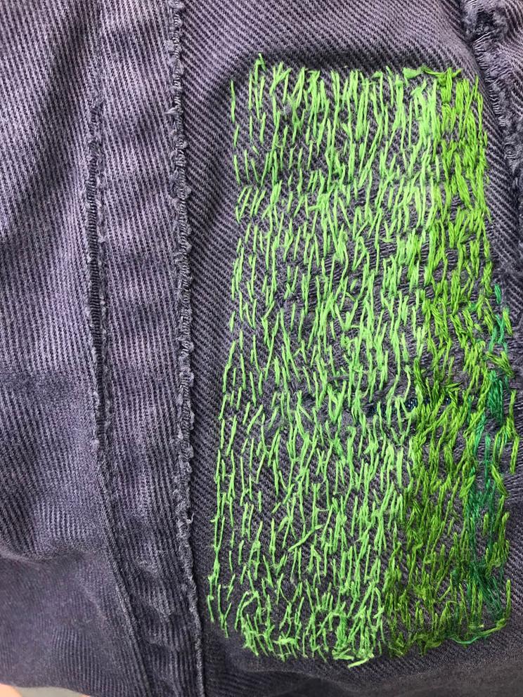 Japanese Repair Stitching 2