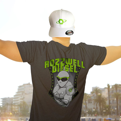Rozzwell Alien Graphic Tee