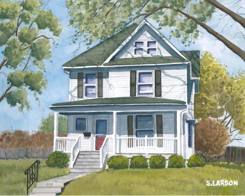 Private home in Iowa