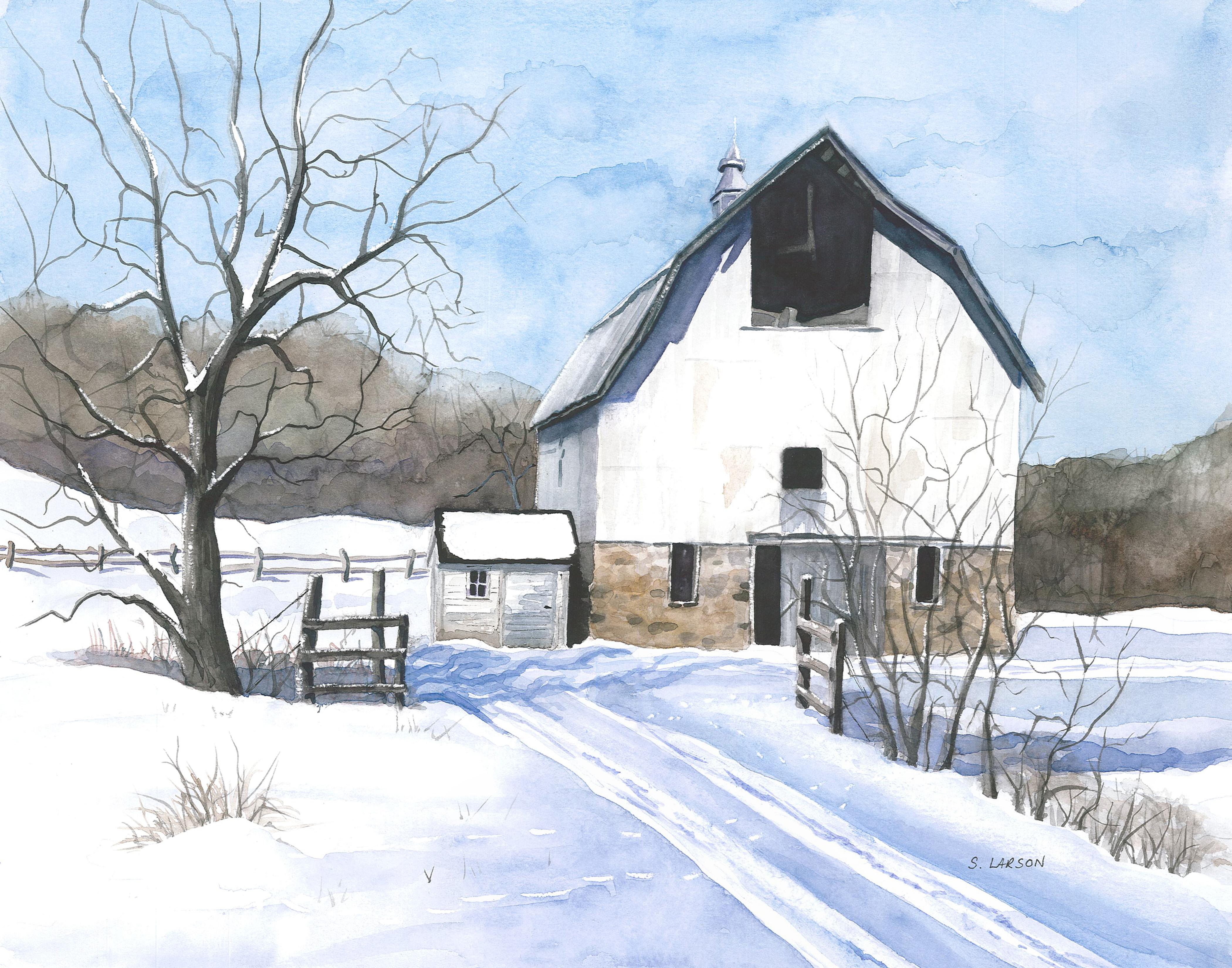 Rolling Ground Barn