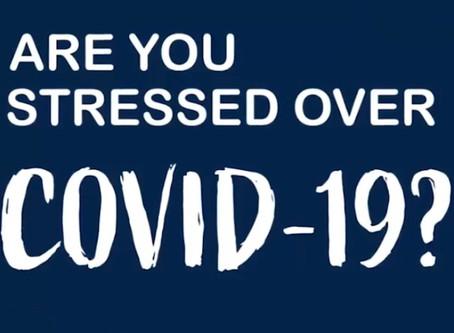 Stess during COVID-19