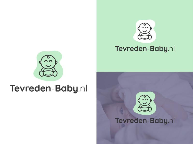 Logo design voor Tevredenbaby.nl