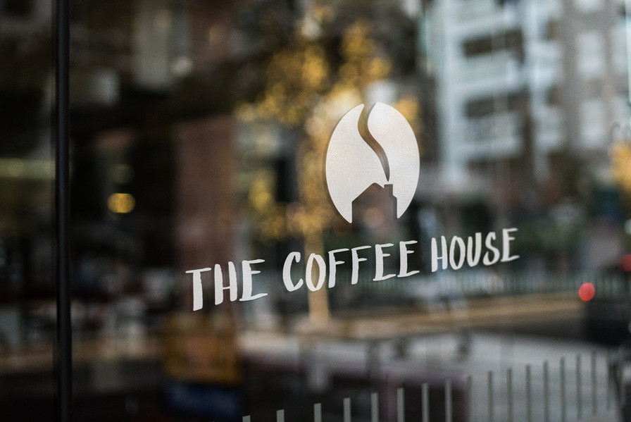 Logo concept: The Coffee House