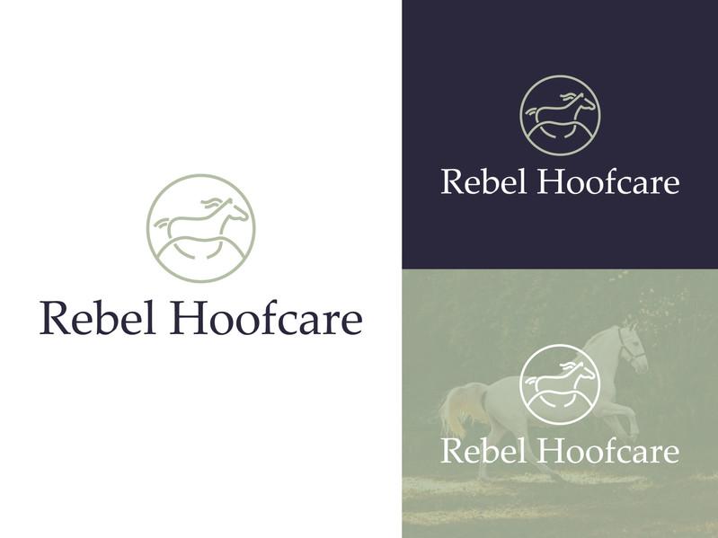 Logo design voor Rebel Hoofc