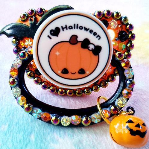 I Love Halloween w/ Bell