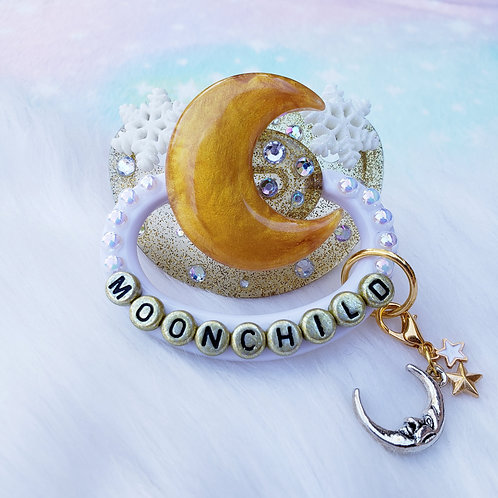 Simple Gold Moonchild