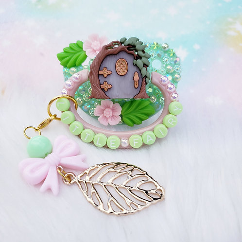 Little Fairy w/ Detachable Charm