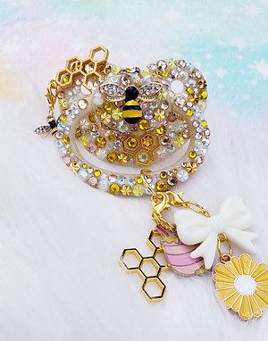 Honey Sparkles w/ Detachable Charms