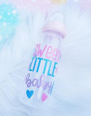Sweet Little Baby Adult Bottle