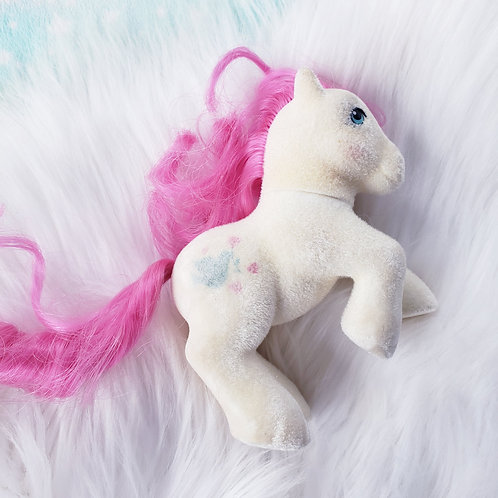 MLP G1 Flocked Truly
