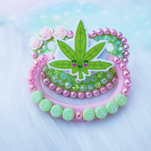 High Baby (pink and green)