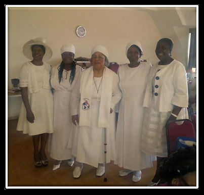the sanctuary watford C.O.G.I.C, pentecostal church,