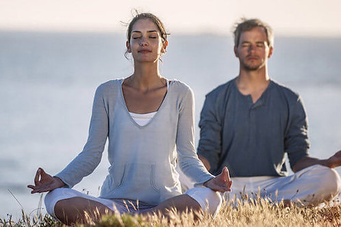 Private Meditation Session, 50 minutes
