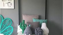 Acessórios feitos com tricô e crochê são tendência na decoração