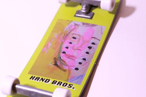 """""""Eyes"""" Handboard"""