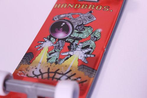 """""""VX Bot"""" Handboard"""