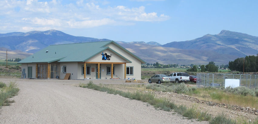The Heart of Idaho Animal Sanctuary Facility