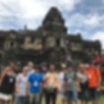 Som - guia em português em Angkor, Camboja