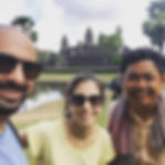 Sovan - guia em portuguê em Angkor