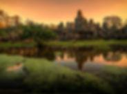 Angkor 2 dias - tour em português