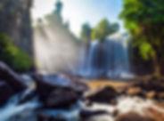 Angkor e Phnom Kulen - tour em português