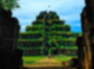 Explorando Angkor e Koh Ker - tour em português