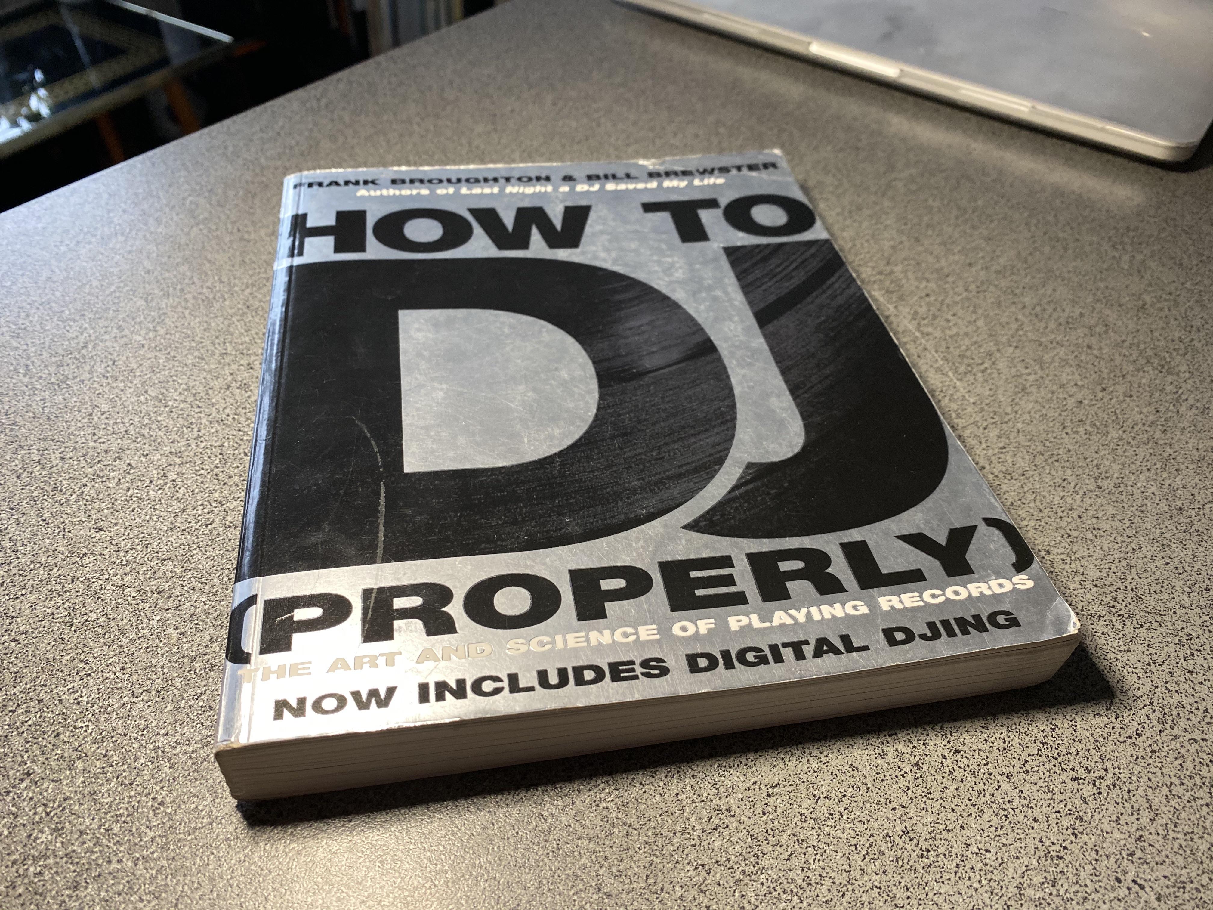 Книга недели: How To DJ (Properly)