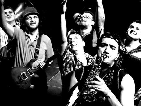 Архив: The No Smoking Orchestra