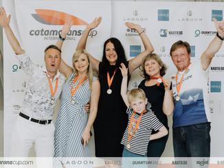 Pre-party Catamarans Cup 2019 & Yachting Season: Sails – 2020