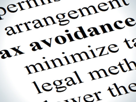 Avoidance of Income Tax...