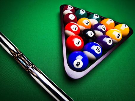 Bad Tax Advice for Billiards?