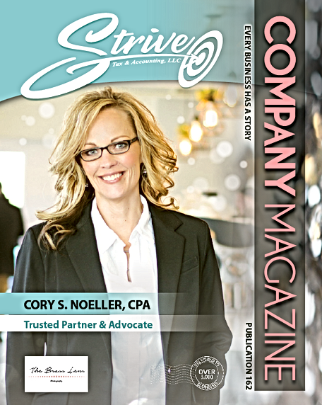 Strive Tax & Accounting doesn't Build Client Lists, We Build Relationships