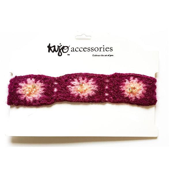Kujo Crochet Band