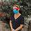 Thumbnail: Fuchsia Gem Mask Clip