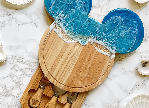Mouse Inspired Cheese Board