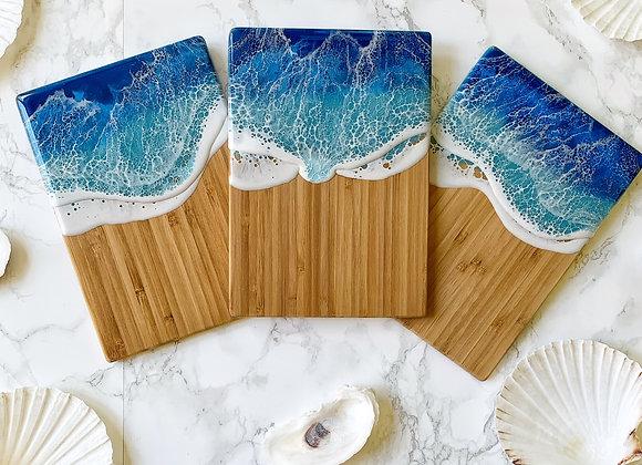 Mini Bamboo Serving Board