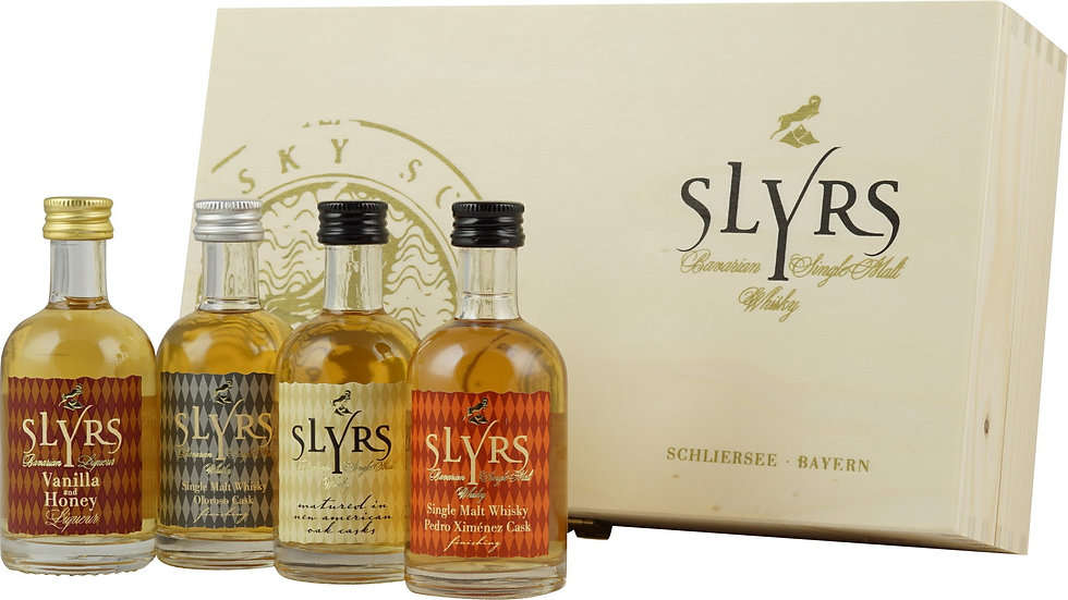 Slyrs 4er Mini Set