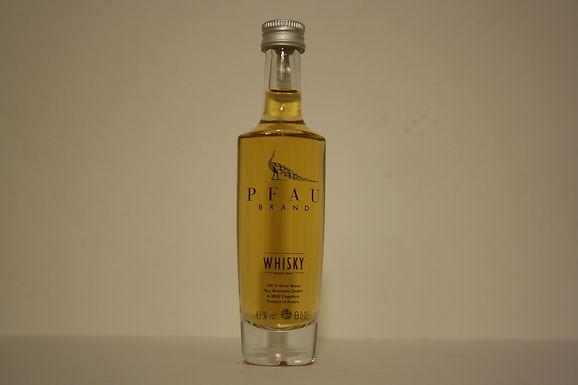 Pfau Malt Whisky Miniatur