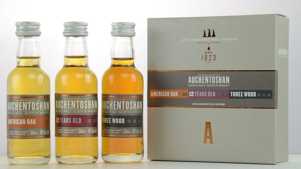 Auchentoshan Miniaturen Set