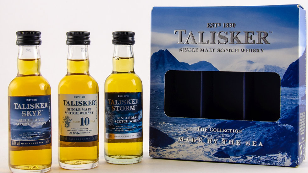 Talisker Collection: Made by the Sea