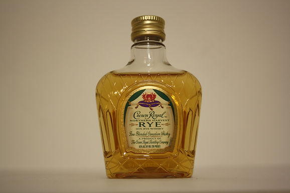 Crown Royal Northern Harvest Rye Miniatur