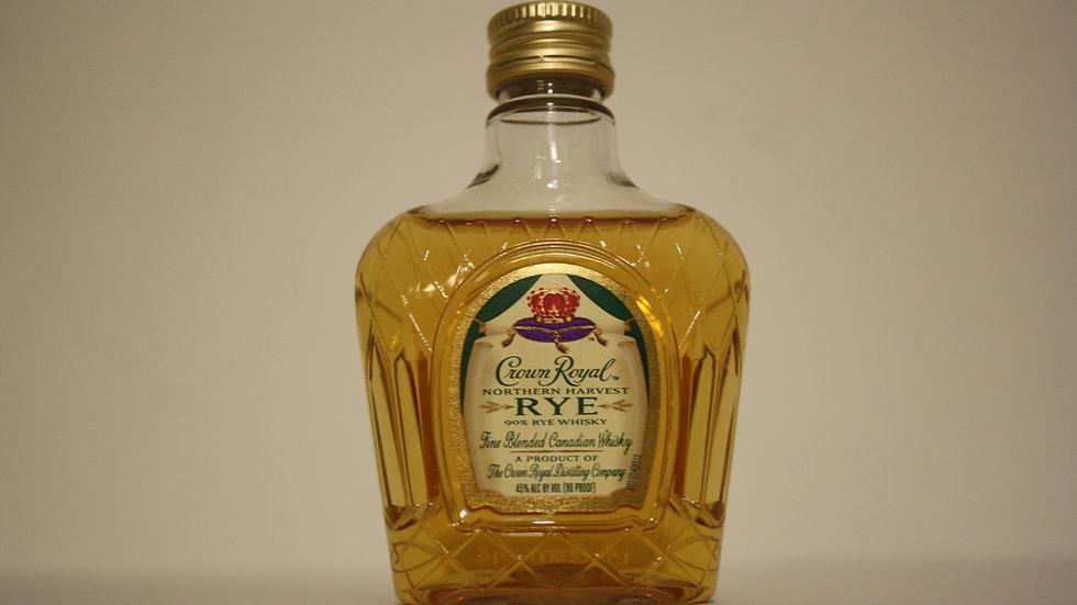 Crown Royal Northern Harvest Rye Miniatur Vorderansicht