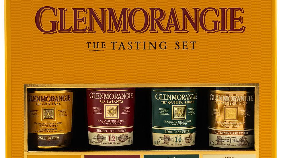Glenmorangie Tasting Set Gesamtansicht