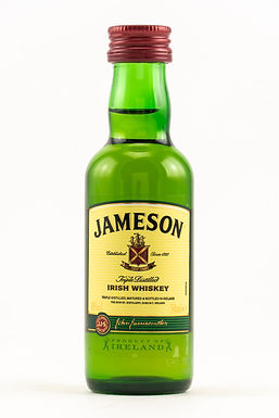 Jameson Irish Whiskey Miniatur