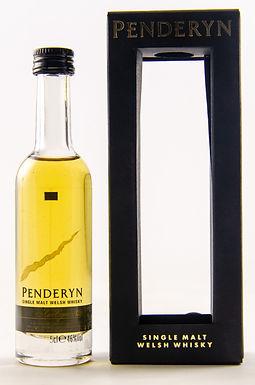 Penderyn Welsh Single Malt Miniatur