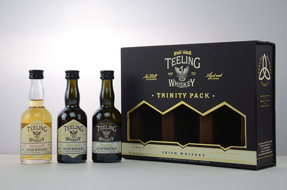 Teeling Trinity Pack Miniaturen