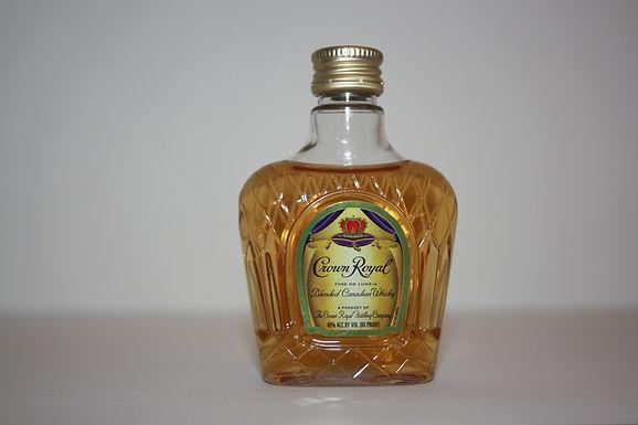 Crown Royal Canadian Whisky Miniatur